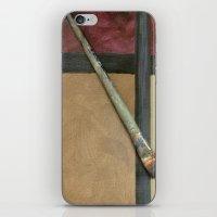 Artist Brush iPhone & iPod Skin