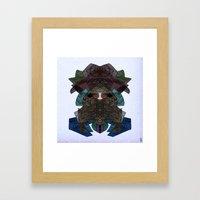 - Strange Social - Framed Art Print