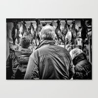 Which one should we get Dad ? Canvas Print