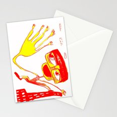 give me 5 in blue Stationery Cards