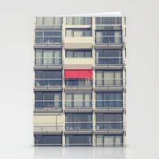 Red Awning Stationery Cards