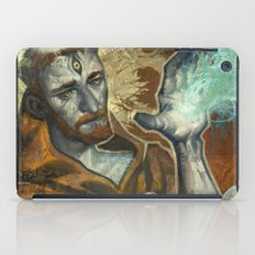 Saint Francis Revisited iPad Case