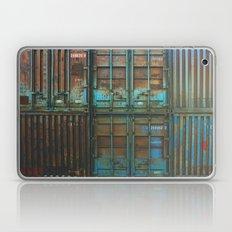 Container rouille 5 Laptop & iPad Skin