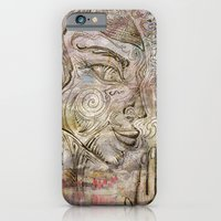 Reflection on  'Second Hand Flood Newz' iPhone 6 Slim Case