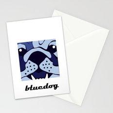 Bluedog Stationery Cards