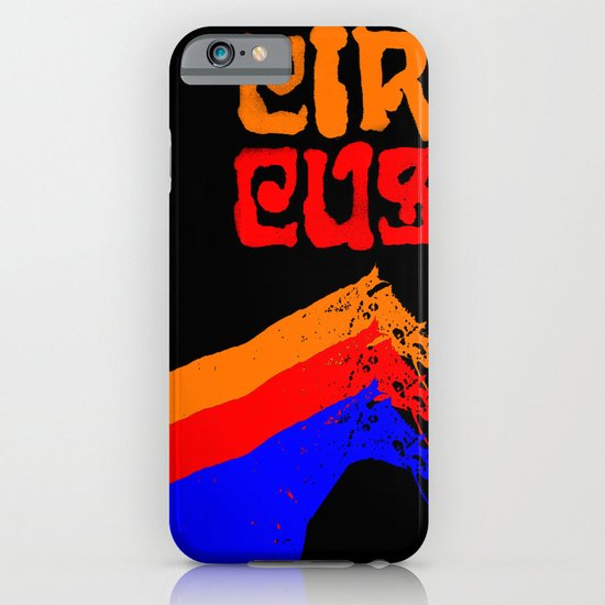 Wonderland Circus - Alice iPhone & iPod Case