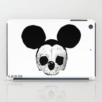 Dead Mickey Mouse iPad Case