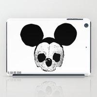 Dead Mickey Mouse iPad Case