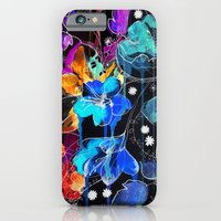 iPhone & iPod Case featuring Lost in Botanica II by Holly Sharpe