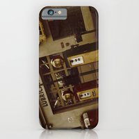 iPhone & iPod Case featuring Gas Station of old by Soulmaytz