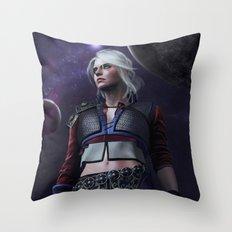 Ciri Throw Pillow
