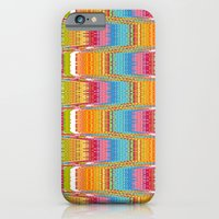 iPhone & iPod Case featuring Nordic Knit by Joan McLemore