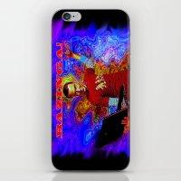 Bazinga Sheldon! iPhone & iPod Skin