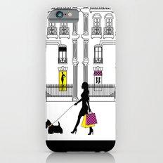 Shopping Avenue Montaigne iPhone 6s Slim Case