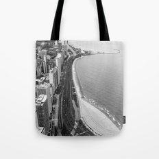 Lakeshore Drive Tote Bag