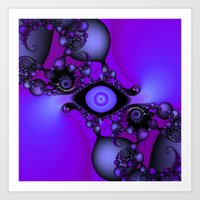 The Eye Of Epoch Art Print