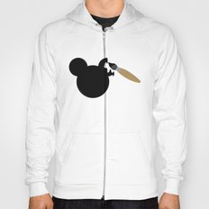 Disney's Mickey Mouse Painting Hoody