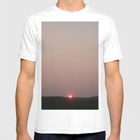 Almost Gone Mens Fitted Tee White SMALL