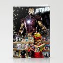 Iron Man: Dreaming Big Stationery Cards