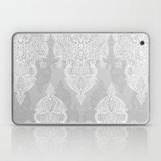 Lace & Shadows 2 - Monoc… Laptop & iPad Skin