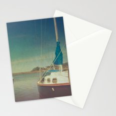 Two Boats Stationery Cards