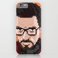 Gordon Freeman Portrait iPhone 6 Slim Case
