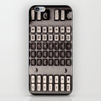 Cash Please iPhone & iPod Skin