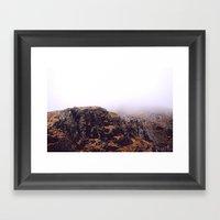 Rocky Mountain Framed Art Print