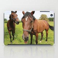 horses iPad Case