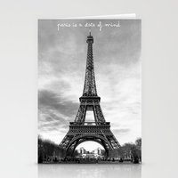 Paris Is Not A City, It'… Stationery Cards