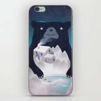 I ♥ Winter iPhone & iPod Skin