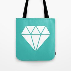 #10 Diamond Tote Bag