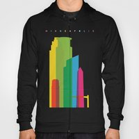 Shapes of Minneapolis Hoody