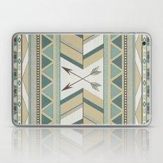 Aztec Pattern Arrows  Laptop & iPad Skin
