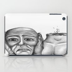 My head is pounding, I can't stop the pounding iPad Case