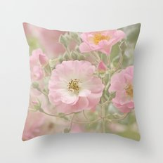 Uplifting Throw Pillow