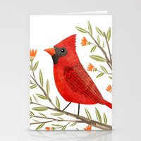 Cardinal Stationery Cards