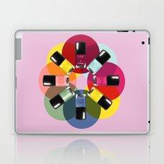 Designer Nail Polish Print Laptop & iPad Skin