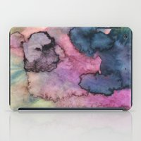 Ink Clouds iPad Case
