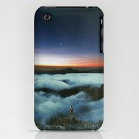 iPhone 3Gs & iPhone 3G Cases featuring Horizons by  Maʁϟ