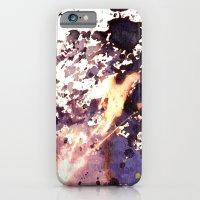 transparent Grey  iPhone 6 Slim Case