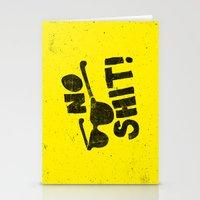 No Shit Shades! Stationery Cards