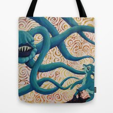 A Study in Distress Tote Bag