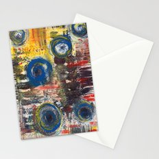 Abstract Nr. 2 Stationery Cards