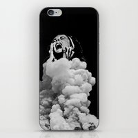 Collapse iPhone & iPod Skin