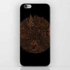 Fossil iPhone & iPod Skin
