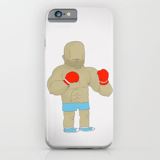 Two Boxers iPhone & iPod Case