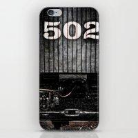 502 iPhone & iPod Skin
