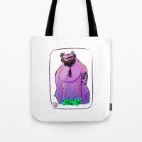 Hawaii Troll Tote Bag
