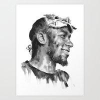 Mos Def Art Print